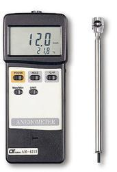 Lutron Mini Vane Anemometer AM