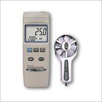 Lutron Digital Metal Vane Anemometer