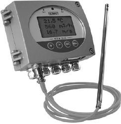KIMO Air Velocity Air Flow Transmitter