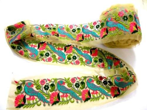 Parsi Gara Hand Embroidery
