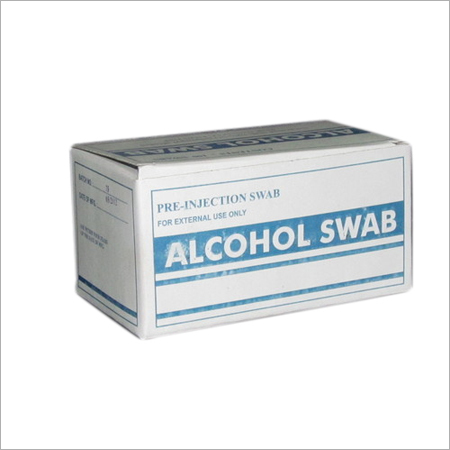 Pre-Injection Swab