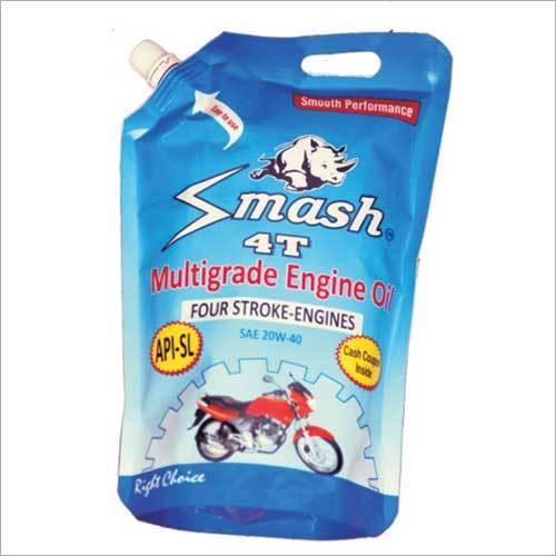 4 Stroke Multigrade Engine Oil