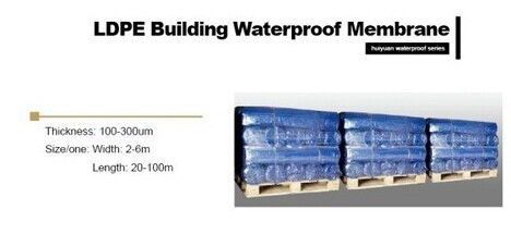 Ldpe Building Waterproof Membrane