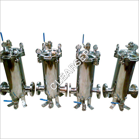 Clearsep Inline Filters Strainers