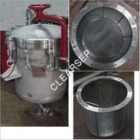 Clearsep Wedge Wire Basket Filters