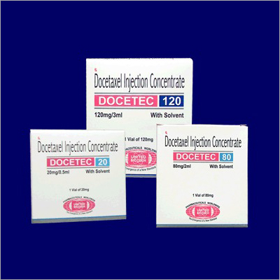 Docetaxel Injection Concentrate 20mg