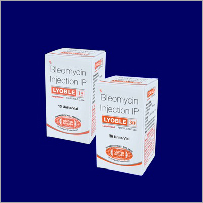 Bleomycin Injection IP 15 & 30 IU