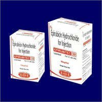 Epirubicin Hydrochloride for Injection 10 mg