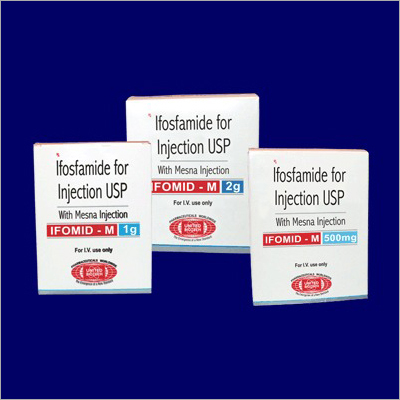 Ifosfamide for Injection USP 500 mg (With Mesna)