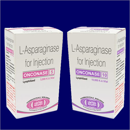 L-Asparaginase 5000 KU Vials