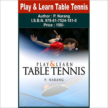 Play & Learn Table Tennis-Table Tennis