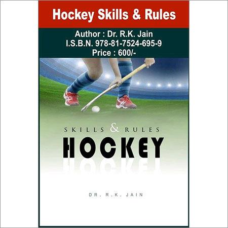 Hockey - Skills & Rules-Hockey