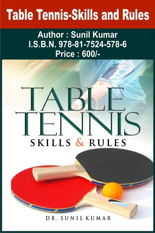 Table tennis - Skills & Rules