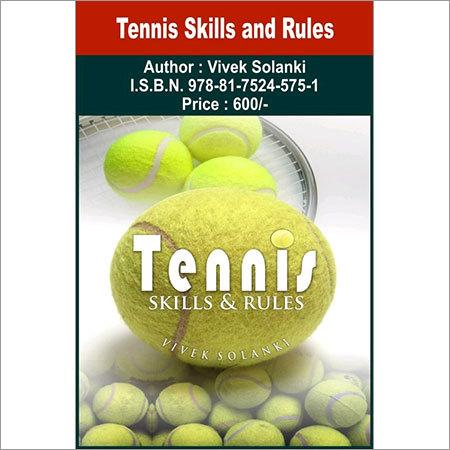 Tennis - Skills & Rules-Tennis