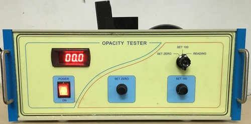 Opacity tester,integrating sphere ball type