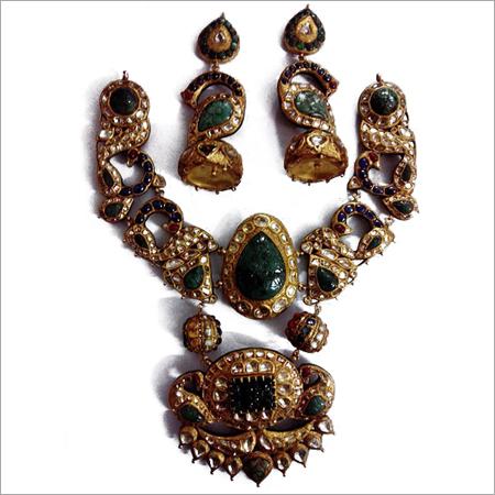 Designer Kundan Necklace