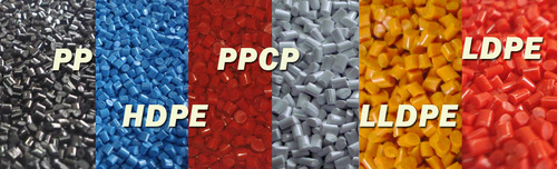 Recycled  Plastic Granules