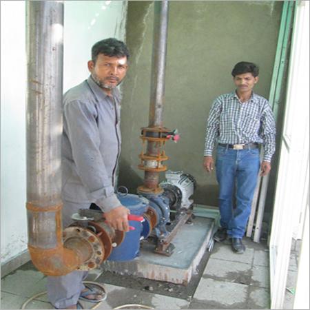 Terrace Pump