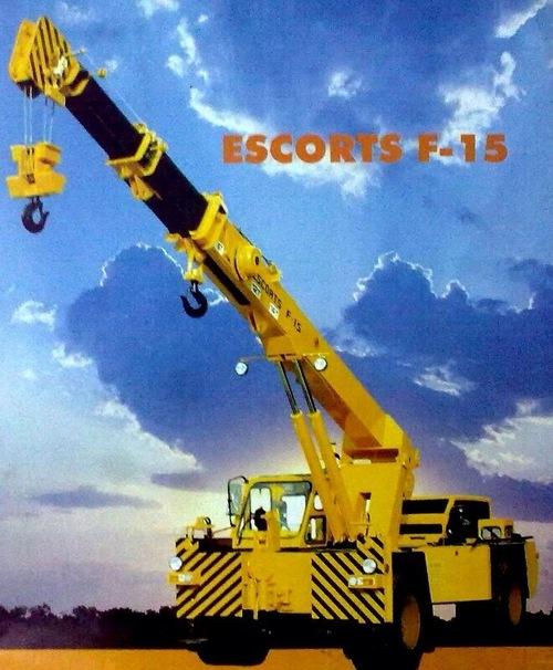 Escorts F 15 Crane Rental