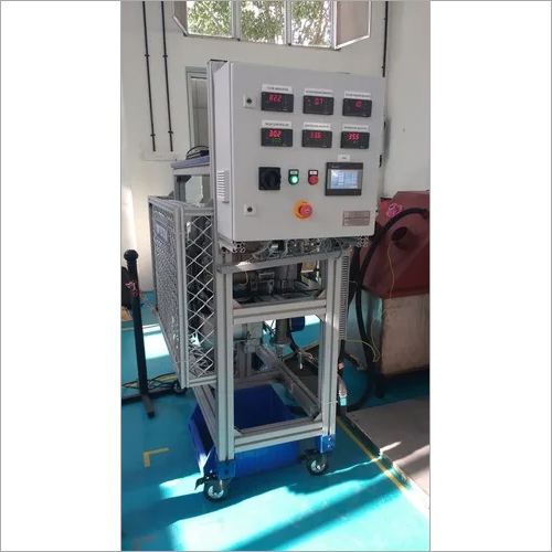 Pump Endurance Test Stand