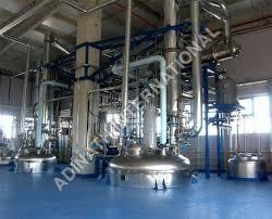 Stainless Steel Alkyd Resin Plant