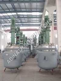 Higher Capacity Alkyd Resin Plant