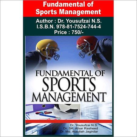 Sports Books Publisher-Sports Management Books