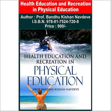 Physical Education Book-Health Education