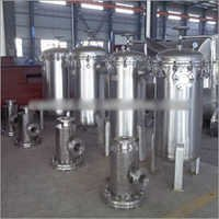 Sanitary Angle Type Filter