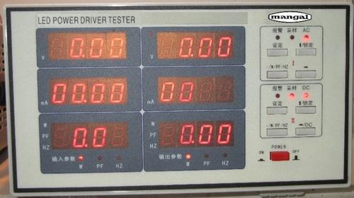 L E D Driver Tester