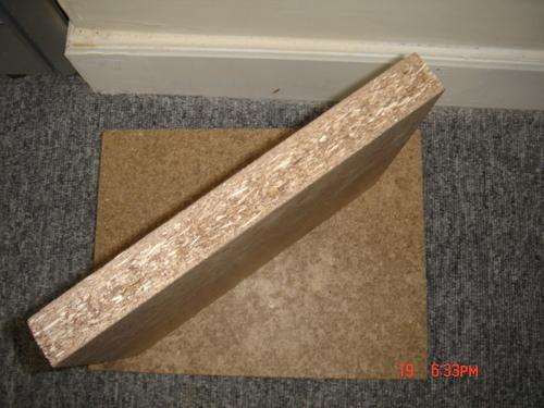 26MM Plain Particle Board