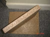 26MM Plain Particle Board