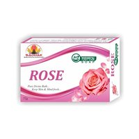Pink Rose Soap