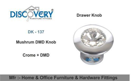 Crystal Drawer Pull Knob