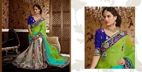 Fancy Designer Saree