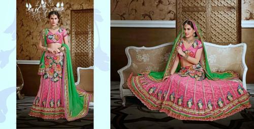 Indian Wear Lehenga Saree