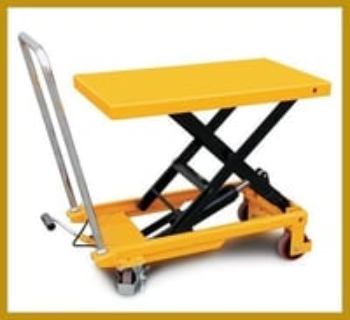 Mobile Hydraulic Scissor Lifts