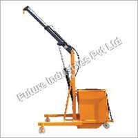 Electric Battery Floor Crane