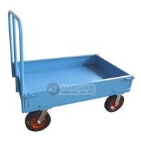Side Support Platform Trolley