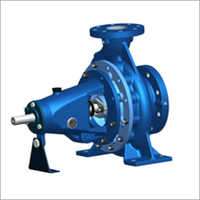 Industrial End Suction Pumps