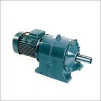 Co Axial Helical Geared Motor