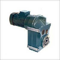 Shaft Mounted Helical Geared Motor