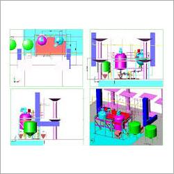 Equipment Structure Designing Services