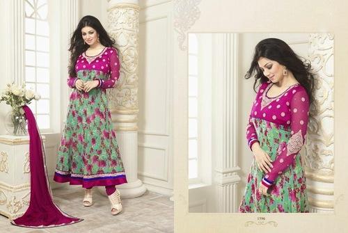Printed Bollywood Salwar Suit