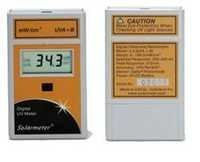 UVA UVB Solarmeter