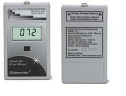 D3 IU Per Minute Solar Meter