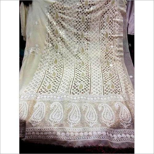 kamdani chikan work suits/sarees/anarkali/dupattas