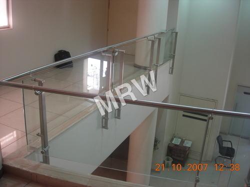 Modular Glass Railing