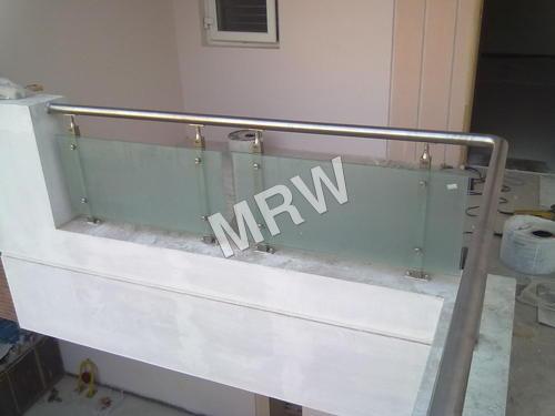 Steel Modular Railing