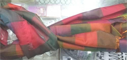 Rainbow Art Silk Scarves